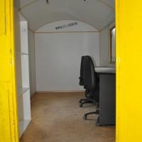 Bürowagen (gelb)