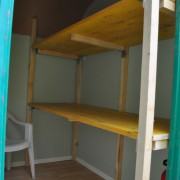 Bürowagen (grün)