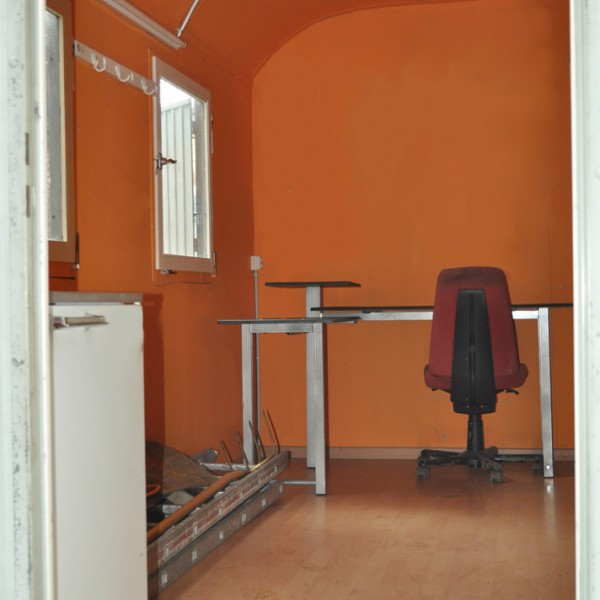 Bürowagen (weiss)