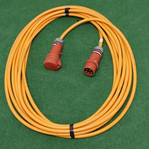 Kabel CEE 32 A Verlängerungskabel 20 Meter