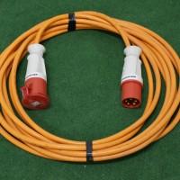 Kabel CEE 63 A Verlängerungskabel 20 Meter